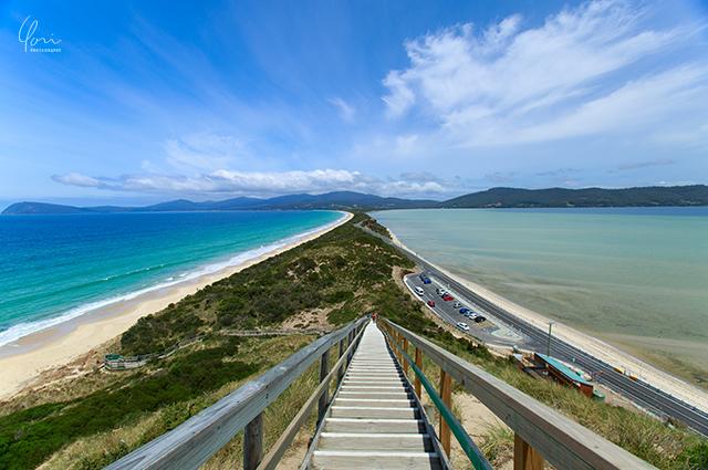 タスマニア ブルーニー島 Tasmania Bruny Island
