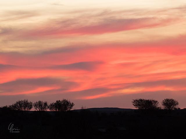 夕日 地平線 シルエットsunset horizon silhouette