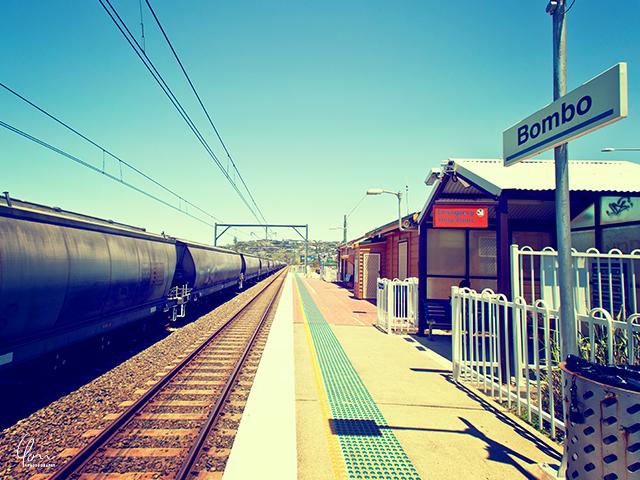 ボンボ駅 キアマ Bombo station Kiama