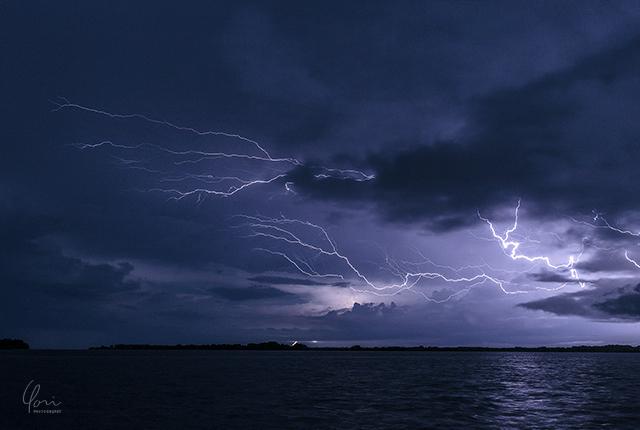 カタトゥンボの雷 Catatumbo lightnings