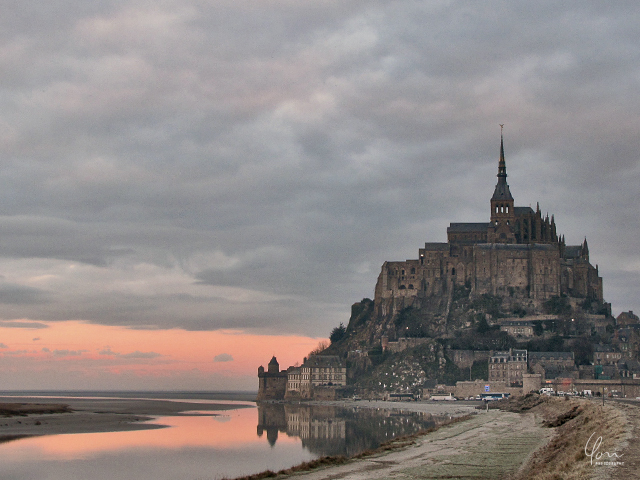 モンサンミッシェル Mont Saint-Michel