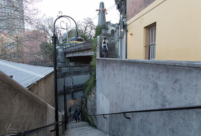 アーガイル階段