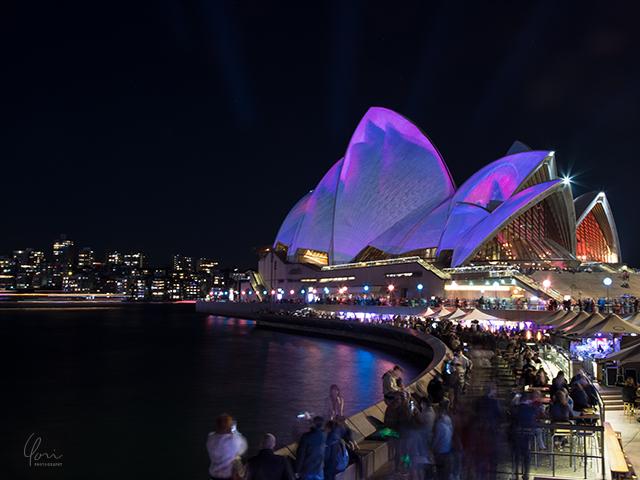 オペラハウスとオペラバー Opera House Opera Bar
