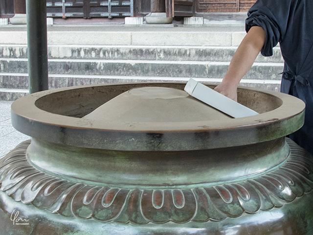 南禅寺 香炉