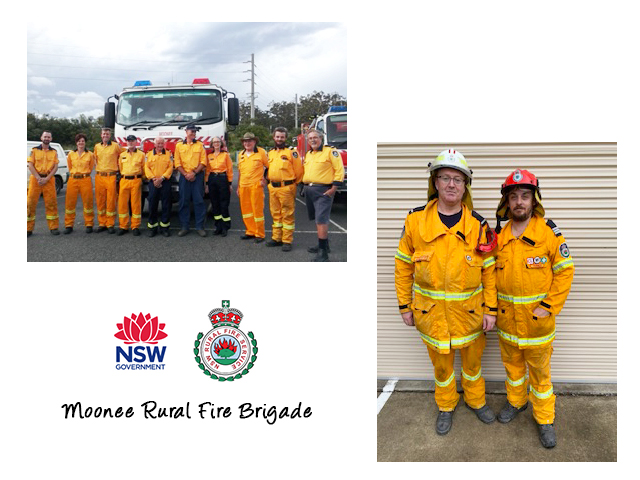 Moonee Beach Rural Fire Brigade