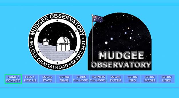 マッジー天文台 Mudgee observatory