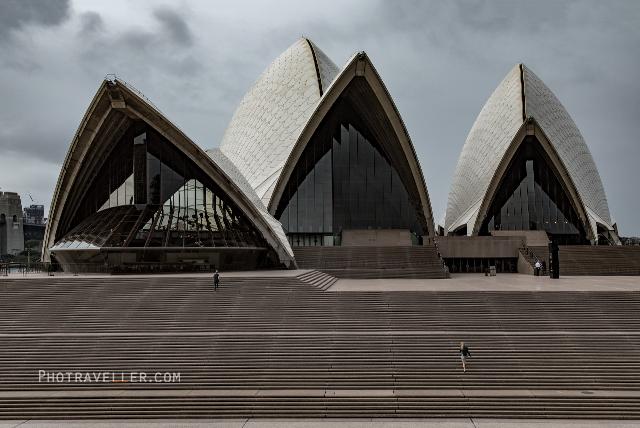 シドニー オペラハウス ロックダウン lockdown Sydney Operahouse