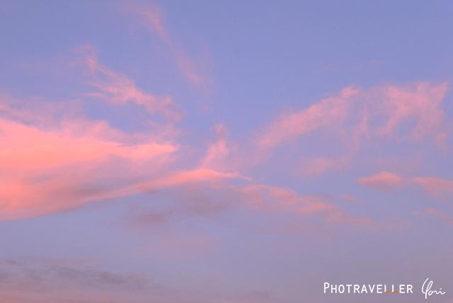 ウユニ 天使の雲