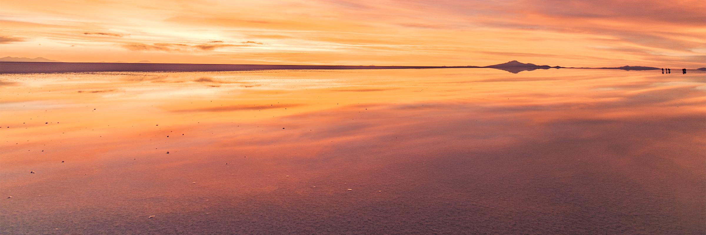 Photraveller Yori Uyuni sunset