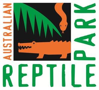 オーストラリアン レピタイルパーク 爬虫類公園 ロゴ