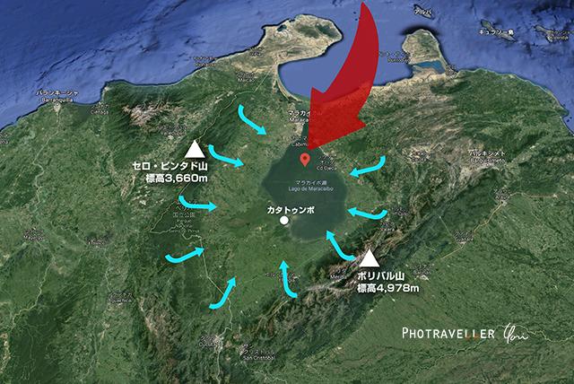 雷が世界一多いベネズエラ カタトゥンボ 雷の仕組み