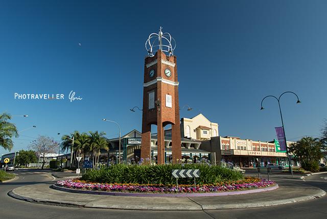 オーストラリア グラフトン クロックタワー