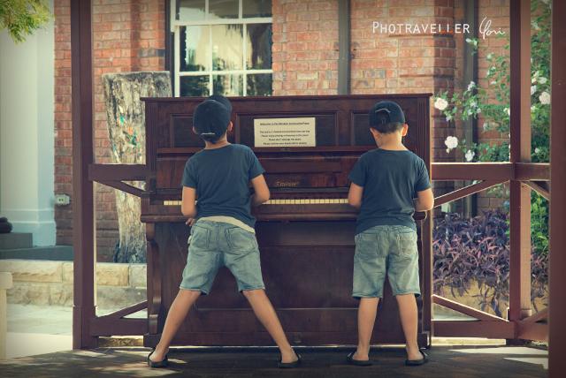 ピアノボーイズ