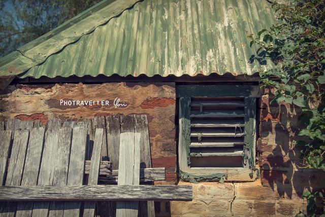ウィンザー古い建物