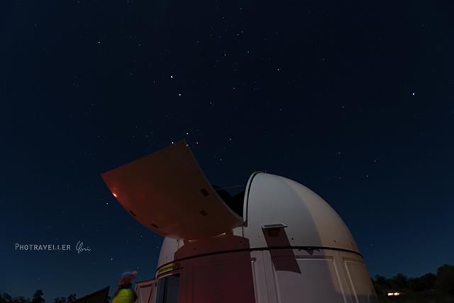 ダボ 天文台 ドーム