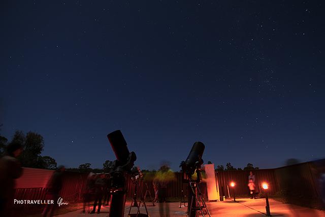 Dubbo 天文台全景